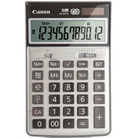 CANON HS20TG CALCULATOR DESKTOP DISPLAY RECYCLED