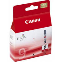 CANON PGI9R INK CARTRIDGE RED