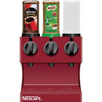 NESCAFE CAFE BAR BEVERAGE DISPENSER STARTER PACK