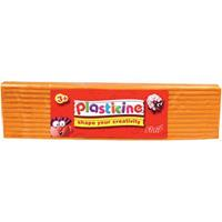 COLORIFIC PLASTICINE 500GM ORANGE