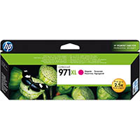 HP 971XL CN627AA INK CARTRIDGE MAGENTA