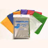 CUMBERLAND CELLOPHANE 750 X 1000MM ASSORTED PACK 25