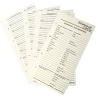 CUMBERLAND TELEPHONE AND ADDRESS BOOK REFILL PACK 25