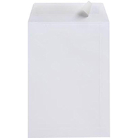 INITIATIVE ENVELOPE WHITE POCKET PEEL-N-SEAL C4 324 X 229MM BOX 250