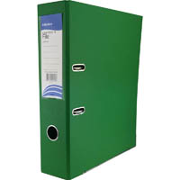 INITIATIVE LEVER ARCH FILE PP A4 GREEN
