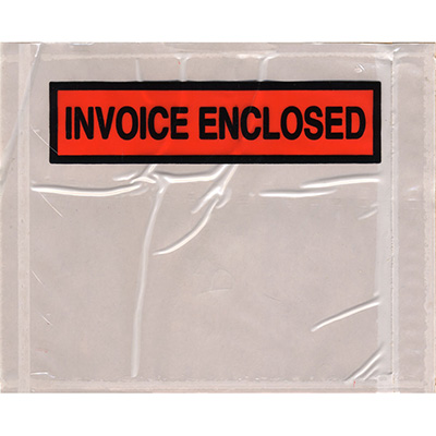 Image for CUMBERLAND PACKAGING ENVELOPE INVOICE ENCLOSED 155 X 115MM BOX 1000 from The Paper Bahn Office National