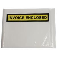 CUMBERLAND PACKAGING ENVELOPE INVOICE ENCLOSED 155 X 115MM BOX 100