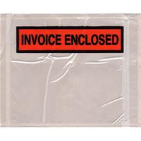 CUMBERLAND PACKAGING ENVELOPE INVOICE ENCLOSED 155 X 115MM BOX 1000