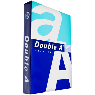 Image for DOUBLE A A3 SMOOTHER COPY PAPER 80GSM WHITE PACK 500 SHEETS from OFFICE NATIONAL CANNING VALE, OFFICE TOOLS OPD & OMNIPLUS