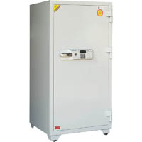 DEFIANCE SAFE 2 HOUR ELECTRONIC FIRE RESISTANT SAFE 285KG
