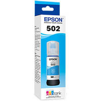 EPSON 502 INK CARTRIDGE CYAN