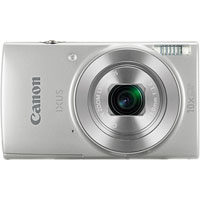 CANON IXUS 190 DIGITAL CAMERA SILVER