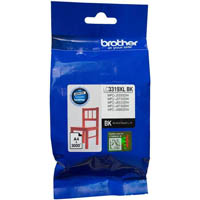 BROTHER LC3319XLB INK CARTRIDGE HIGH YIELD 3000 PAGES BLACK