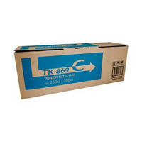 KYOCERA TK869C TONER CARTRIDGE CYAN