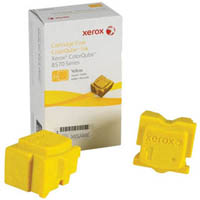 FUJI XEROX 108R00943 COLORQUBE COLORSTIX YELLOW PACK 2