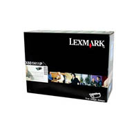 LEXMARK X651H11P TONER CARTRIDGE HIGH YIELD BLACK