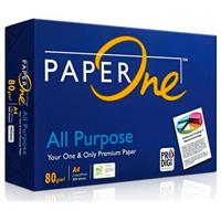 PAPERONE ALL PURPOSE PAPER A4 80GSM 500 SHEETS