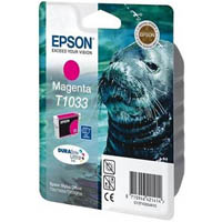 EPSON T1033 INK CARTRIDGE HIGH YIELD MAGENTA