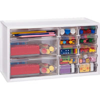 ELIZABETH RICHARDS TEACHER TOOLBOX WHITE