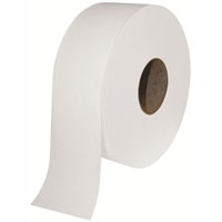 ENVIRO SAVER RECYCLED JUMBO TOILET ROLL 2 PLY 300M