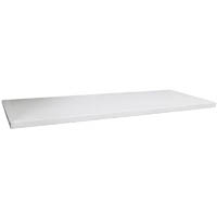 STEELCO STATIONERY CUPBOARD SHELF 910MM SILVER GREY