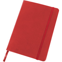 MODENA PU JOURNAL A5 192 PAGE RED