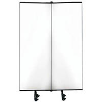GREAT DIVIDER ADD-ON WHITEBOARD 2438MM WHITE