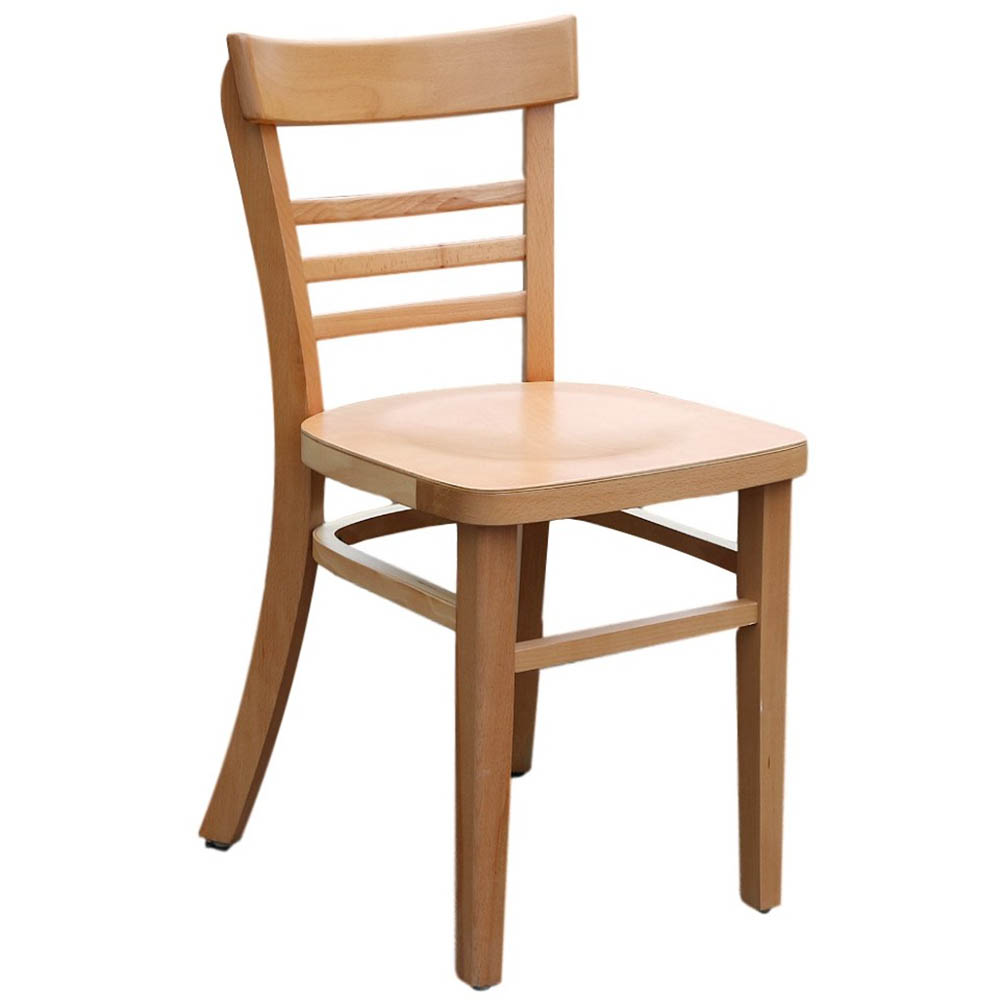 Image for vienna chair natural timber seat from coffs coast office national