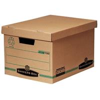 FELLOWES 700 BANKERS BOX STANDARD STRENGTH ENVIRO STORAGE BOX
