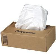 FELLOWES SHREDDER WASTEBAGS PACK 100