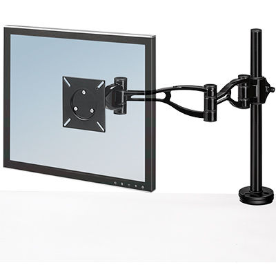 Image for FELLOWES MONITOR ARM DEPTH ADJUSTABLE from Aztec Office National Melbourne