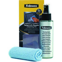 FELLOWES E-READER AND TABLET CLEANING KIT 120ML