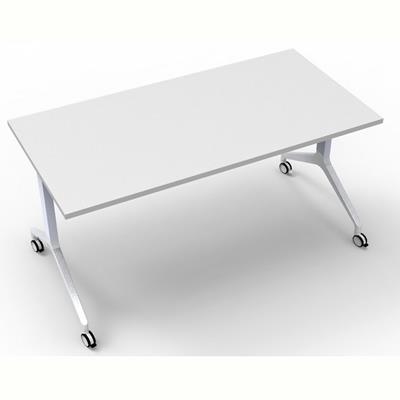 Image for RAPIDLINE FLIP TOP TABLE 1500 X 750MM GREY from Our Town & Country Office National