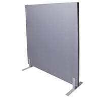 RAPIDLINE ACOUSTIC SCREEN 1500 X 1800MM GREY