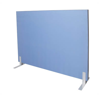 Image for RAPIDLINE ACOUSTIC SCREEN 1800 X 1800MM BLUE from Wetherill Park / Smithfield Office National