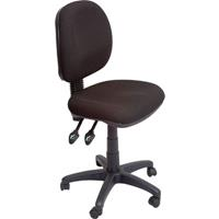 OFFICE NATIONAL OPERATORS CHAIR MEDIUM BACK BLACK