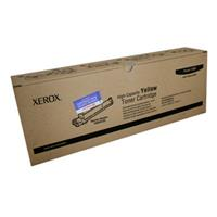 FUJI XEROX PHASER 106R220 TONER CARTRIDGE YELLOW