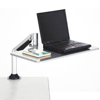 SAFCO SIT STAND LAPTOP WORKSTATION