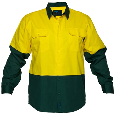 HI-Vis Light Weight Shirts