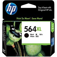 HP CB322WA NO 564XL INK CARTRIDGE PHOTO BLACK