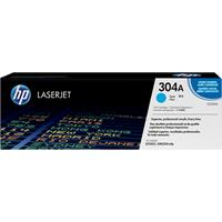 HP CC531A 304A TONER CARTRIDGE CYAN