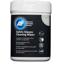 AF BRAND SAFETY GLASSES CLEANER TUB 60