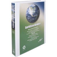 CUMBERLAND EARTHCARE INSERT BINDER 2D RING A3 40MM WHITE
