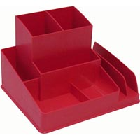 ITALPLAST DESK ORGANISER WATERMELON
