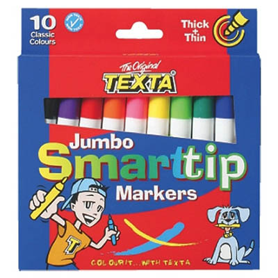 Texta Colouring Markers