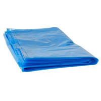 IDEAL PLASTIC SHREDDER BAGS BLUE