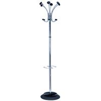 ALBA CHROMY COAT RACK CHROME