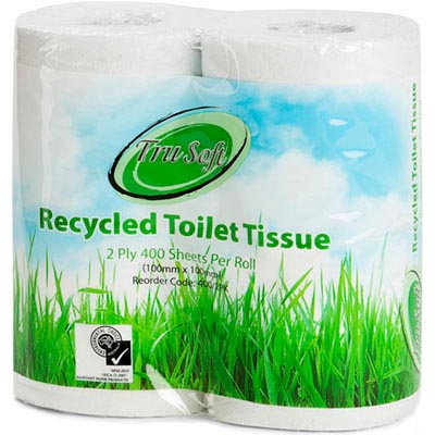 Toilet Tissue (Recycled)