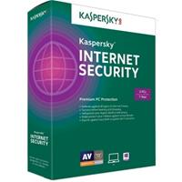 KASPERSKY INTERNET SECURITY 3 PC USER 2 YEAR LICENSE