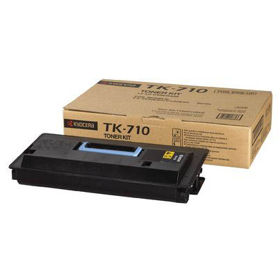 Image for KYOCERA TK710 TONER CARTRIDGE BLACK from Pirie Office National